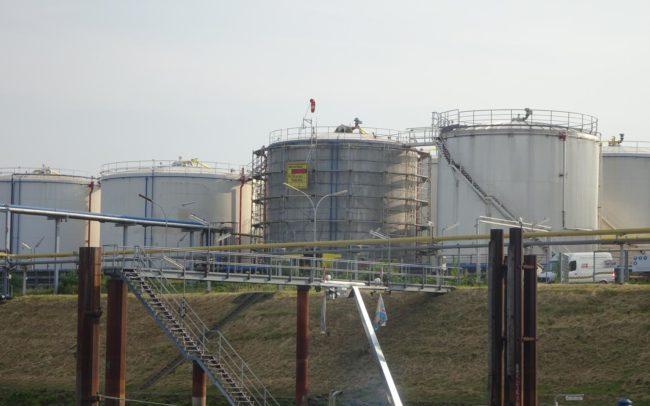 Fassadengerüst Neuss Industriehafen